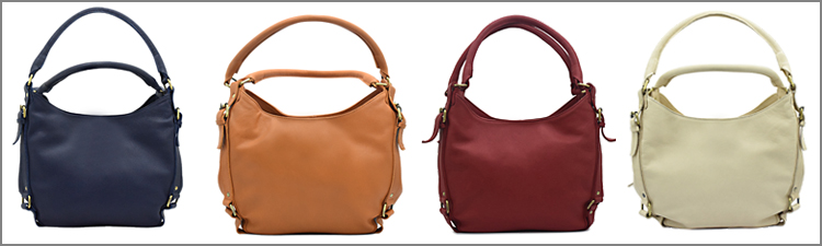 Ladies Leathers Bags - Exported from India