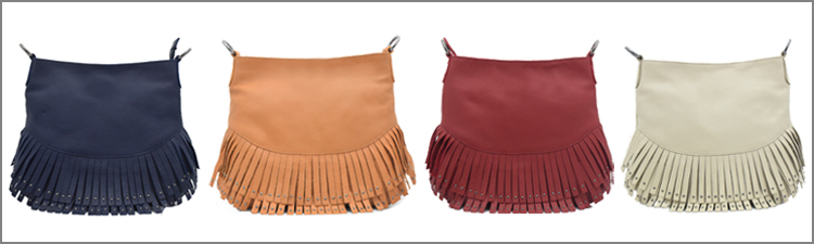 Sling Leather Bags - Exported from India