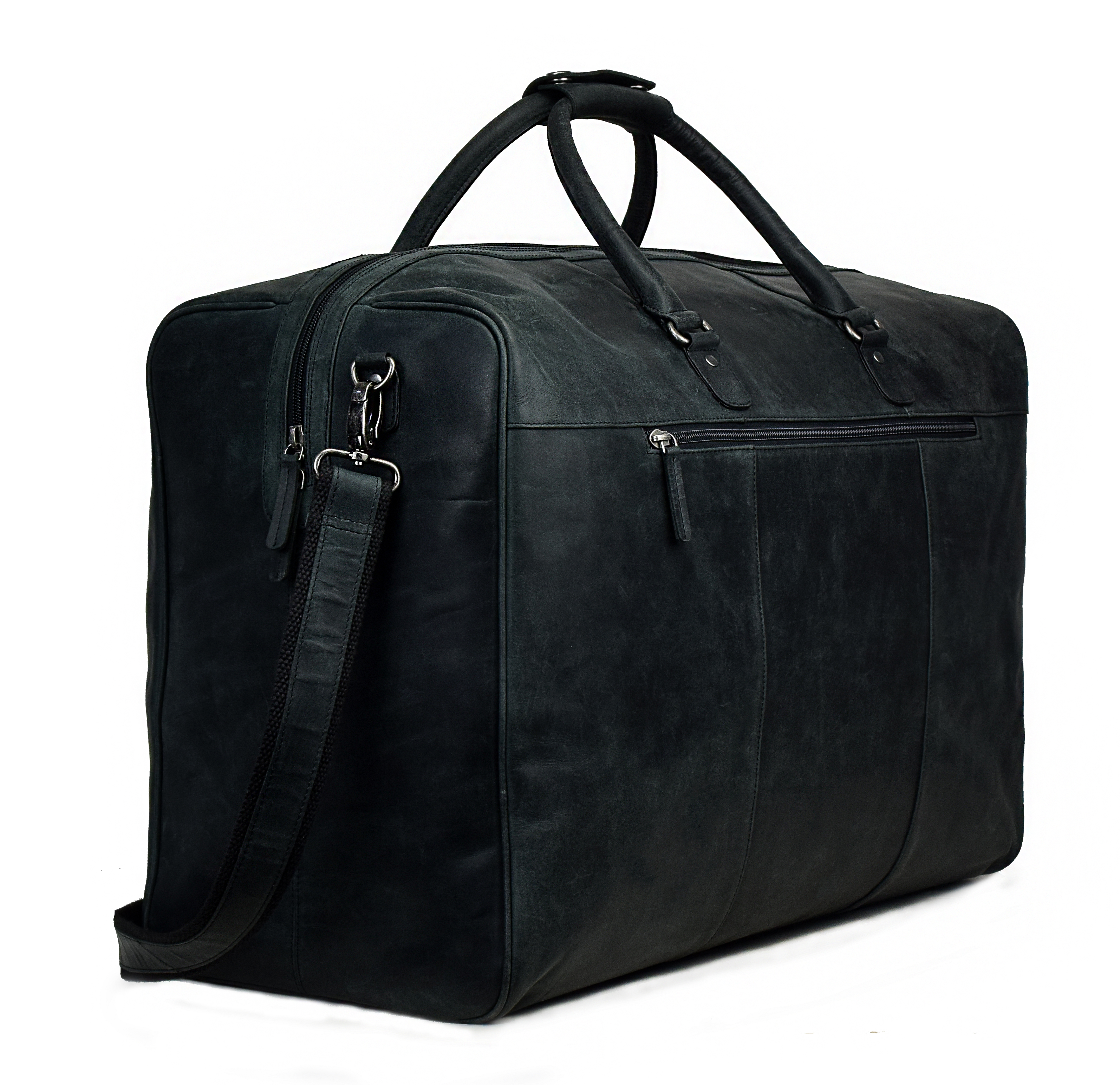 Travel bag by Dolphin Leathers