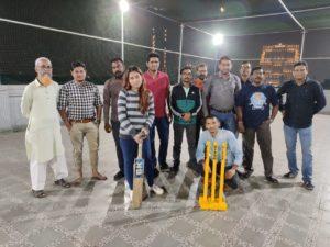 Kolkata Dolphin Leathers Team